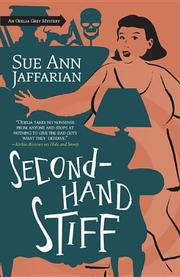 SECONDHAND STIFF by Sue Ann Jaffarian