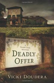 Book Cover for DEADLY OFFER