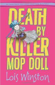 DEATH BY KILLER MOP DOLL by Lois Winston