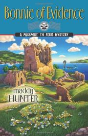 BONNIE OF EVIDENCE by Maddy Hunter