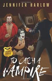 Book Cover for TO CATCH A VAMPIRE