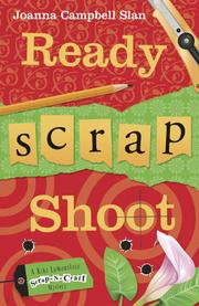 Cover art for READY, SCRAP, SHOOT