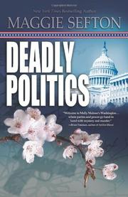 Book Cover for DEADLY POLITICS