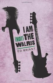 Cover art for I AM (NOT) THE WALRUS