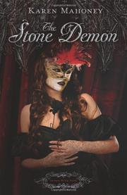 THE STONE DEMON by Karen Mahoney