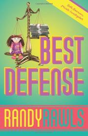 BEST DEFENSE by Randy Rawls