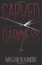 Book Cover for CARVED IN DARKNESS