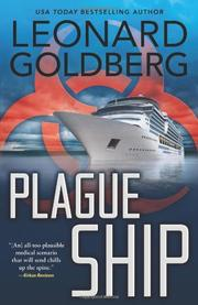 PLAGUE SHIP by Leonard Goldberg