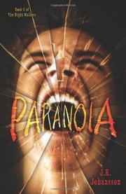 PARANOIA by J.R. Johansson