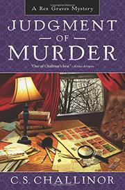 JUDGMENT OF MURDER  by C.S. Challinor