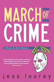 MARCH OF CRIME by Jess Lourey