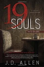 19 SOULS by J.D. Allen