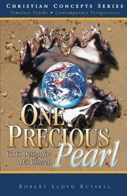 ONE PRECIOUS PEARL by Robert Lloyd Russell