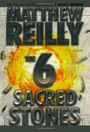 Book Cover for THE 6 SACRED STONES