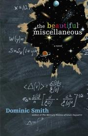 Book Cover for THE BEAUTIFUL MISCELLANEOUS