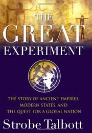 THE GREAT EXPERIMENT by Strobe Talbott