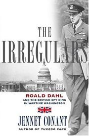 Cover art for THE IRREGULARS