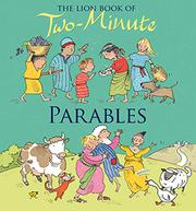 Cover art for THE LION BOOK OF TWO-MINUTE PARABLES