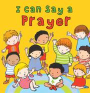 I CAN SAY A PRAYER by Sophie Piper