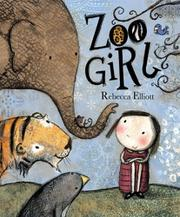 Book Cover for ZOO GIRL