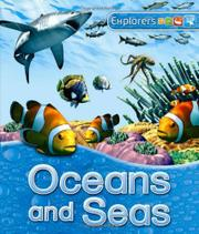 EXPLORERS: OCEANS AND SEAS by Steven Savage
