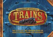 Book Cover for TRAINS