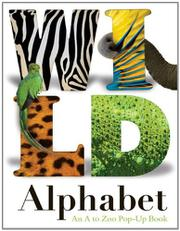 WILD ALPHABET by Dan Green