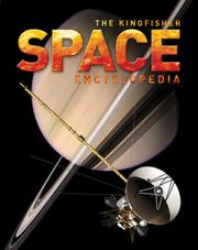 THE KINGFISHER SPACE ENCYCLOPEDIA by Mike Goldsmith