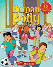 HUMAN BODY LIFT-THE-FLAP by Susie Brooks
