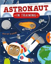 ASTRONAUT IN TRAINING by Catherine  Ard