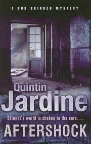 AFTERSHOCK by Quintin Jardine