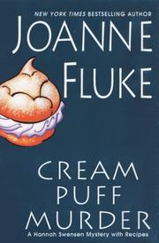 Book Cover for CREAM PUFF MURDER