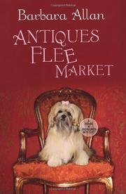 ANTIQUES FLEE MARKET by Barbara Allan