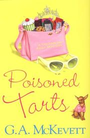 POISONED TARTS by G.A. McKevett