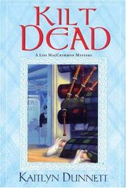 Cover art for KILT DEAD