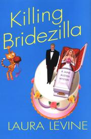 KILLING BRIDEZILLA by Laura Levine