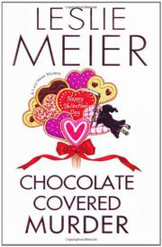 CHOCOLATE COVERED MURDER by Leslie Meier