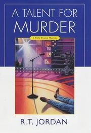 A TALENT FOR MURDER by R.T. Jordan