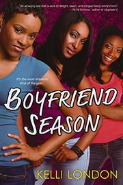 BOYFRIEND SEASON by Kelli London