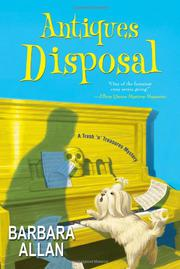 ANTIQUES DISPOSAL by Barbara Allan