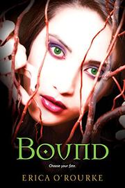 Cover art for BOUND
