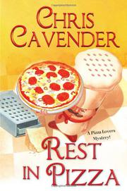 Book Cover for REST IN PIZZA