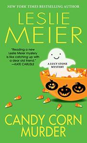 CANDY CORN MURDER by Leslie Meier