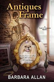 ANTIQUES FRAME by Barbara Allan