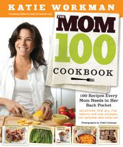 Book Cover for THE MOM 100 COOKBOOK