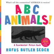 ABC ANIMALS! by Rufus Butler Seder