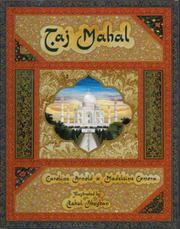 TAJ MAHAL by Caroline Arnold