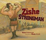 Cover art for ZISHE THE STRONGMAN