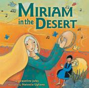 Cover art for MIRIAM IN THE DESERT