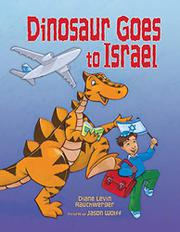 Book Cover for DINOSAUR GOES TO ISRAEL